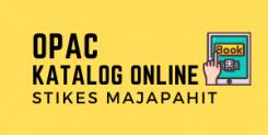 OPAC STIKES MAJAPAHIT