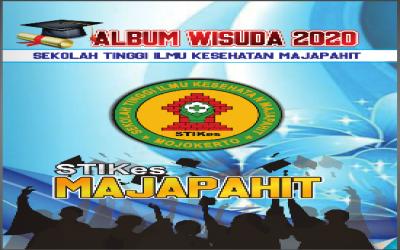 BUKU WISUDA STIKES MAJAPAHIT 2020