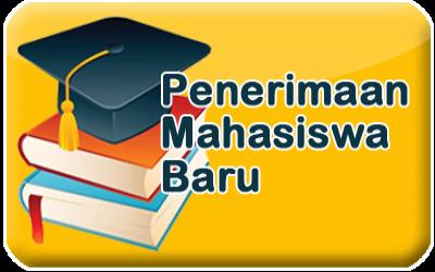 Pendaftaran Mahasiswa Baru Jalur PMDK/Prestasi